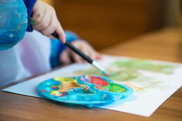 Arbeta med barn på ditt sommarjobb