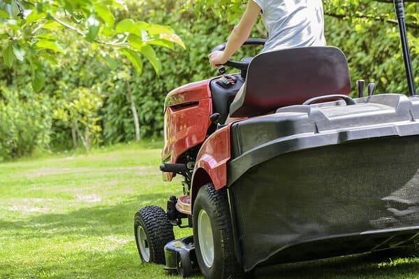 Du kan sommarjobba med trädgårdsskötsel