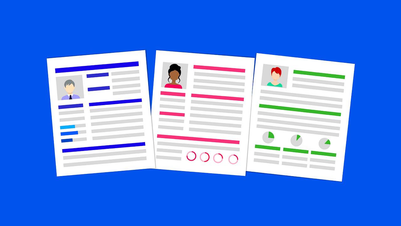 Skriva jobbansökan – så skapar du ett snyggt CV